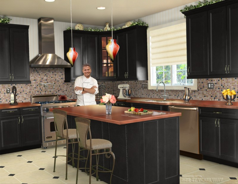 Seeityourway kitchen design challenge for Great kitchen designs