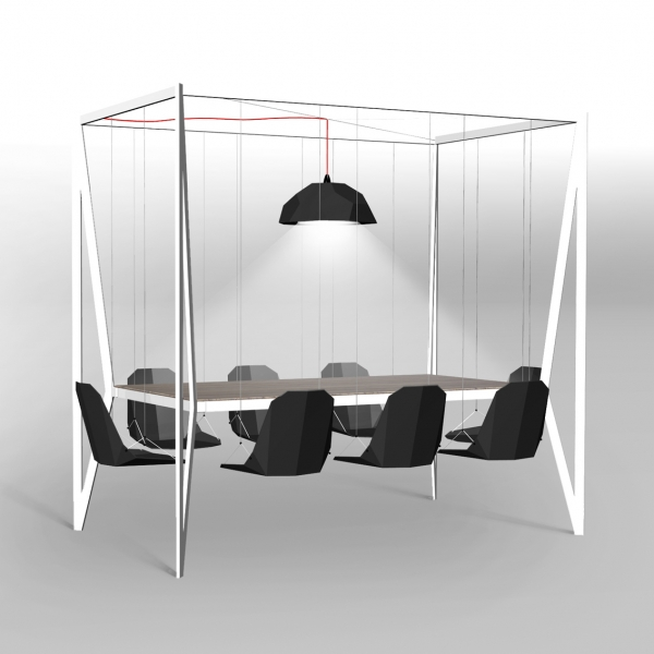 Duffy London's Swing Table