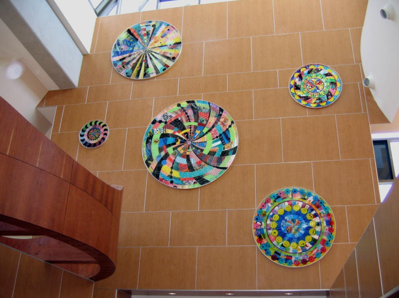 Mandala Constellation Installation