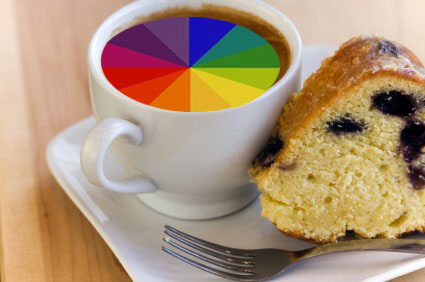 Designers Coffeehouse Color Wheel